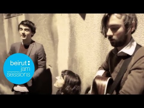 We Were Evergreen - Nightcall  (Kavinsky cover) | Beirut Jam Sessions