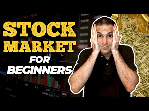 Stock Market for Beginners. Trade Alerts & Investing in the Stock Market