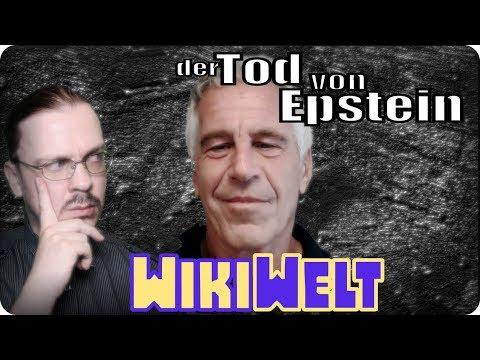 Der Tod von Jeffrey Epstein - meine WikiWelt # 135
