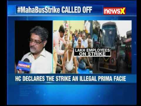 Bombay High Court declares MSRTC strike illegal; bus operations resume after order