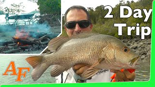 Catch n Cook over night fishing trip Andy's Fish Video EP.330(I head out for 2 days of amazing fishing. So many fish I had to leave half of them out of this video. The last one is a stonker! I start off casting big poppers for ..., 2016-06-07T07:00:01.000Z)