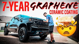 CERAMIC Coating is DEAD... $1,000 7-Year GRAPHENE Coating (Paint Correction & Install)