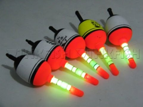 review: 5 piece 15g eva floats +10pcs glow stick fishing floats, Reel Combo