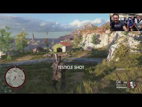 Sniper Elite 4 LIVE!  - Sniper Elite 4 LIVE!