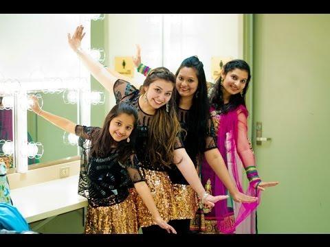 1234 Get on the Dance Floor  Nupur Dancing Superstars  SGCS Diwali 2013
