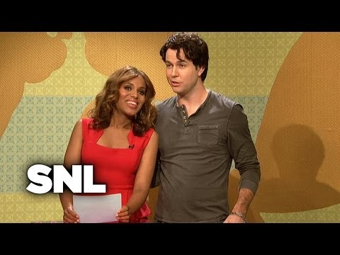 Cartoon Catchphrase Game Show - SNL