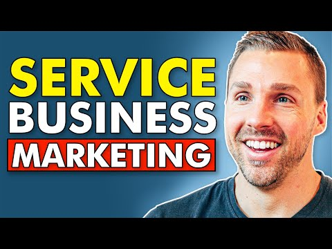 Service Business Marketing Strategy