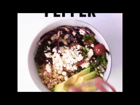 How to Make a Whole-Grain Veggie Burrito Bowl - Cooking Light - 동영상