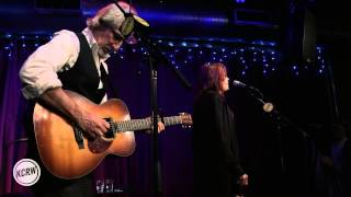 "Rosanne Cash performing ""A Feather's Not A Bird"" Live at KCRW's Apogee Sessions"