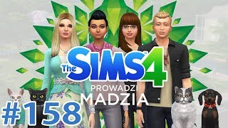 The SimS 4 #158 - Lecznica Basi i cichy ślub