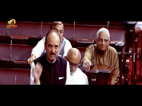 Ghulam Nabi Azad And Mukhtar Abbas Naqvi On The Lack Of Opposition Members In Rajya Sabha |MangoNews