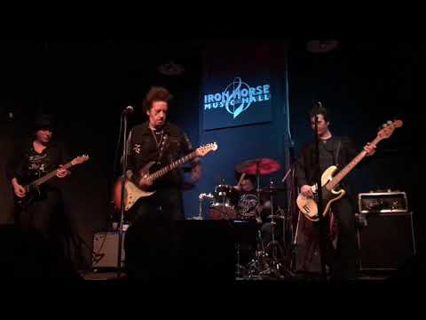 "Willie Nile ""Asking Annie Out"" 10/6/18 IronHorse, Northampton, MA"