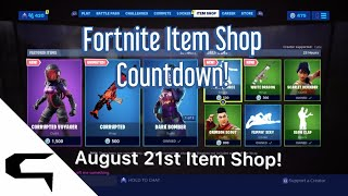 Giftins Skins!! FORTNITE ITEM SHOP COUNTDOWN August 21st item shop Fortnite battle royale