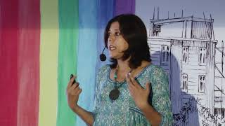Create a World where the Environment doesn't need protecting | Bahar Dutt | TEDxYouth@NMS