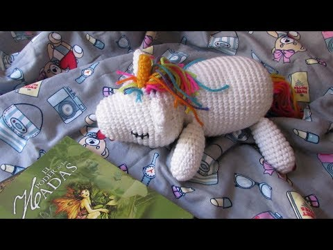 Unicornio dormilón 2 | Dormilones, Unicornio, Amigurumi | 360x480