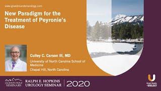 New Paradigm for the Treatment of Peyronie's Disease