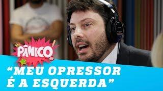 Danilo Gentili: 'Meu opressor é a esquerda'