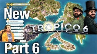New Tropico 6 1.01 Game Play Part 6