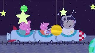 Peppa Big S03E21 Een reis naar de maan