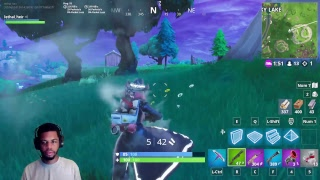 5K VBUCK GIVEAWAY TOMORROW!! FORTNITE BATTLE ROYALE - Tödlicher Erbe - #247