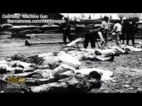 97th Anniversary of the Rockefeller Funded Ludlow Colorado Massacre