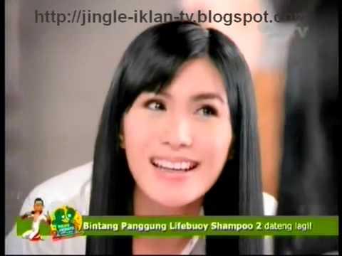 Bella graceva amanda putri - Iklan Lifebuoy Shampoo 360p)