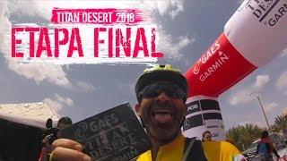 Titan Desert 2018 - Etapa 6 - El Garaje de Lobato