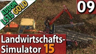 LS15 ADDON Landwirtschafts Simulator 15 GOLD #9 STRESS pur PlayTest SPECIAL deutsch HD