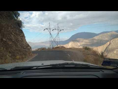 Carretera de sihuas