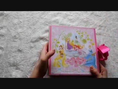 Disney Princess Mini Album