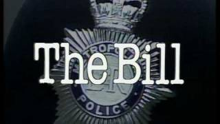 The Bill opening titles 1984-1985 (series 1) HQ