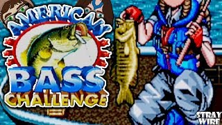 GBA VS. SNES | American Bass Challenge