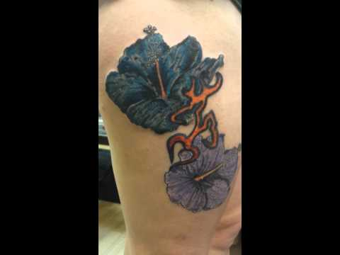 Flowers And Browning Symbol By James