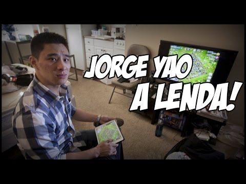 CLASH OF CLANS - Conheça Jorge Yao a Lenda!!