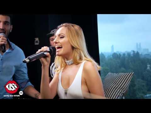 Alexandra Stan feat. Havana - Ecoute (Live @ KissFM)