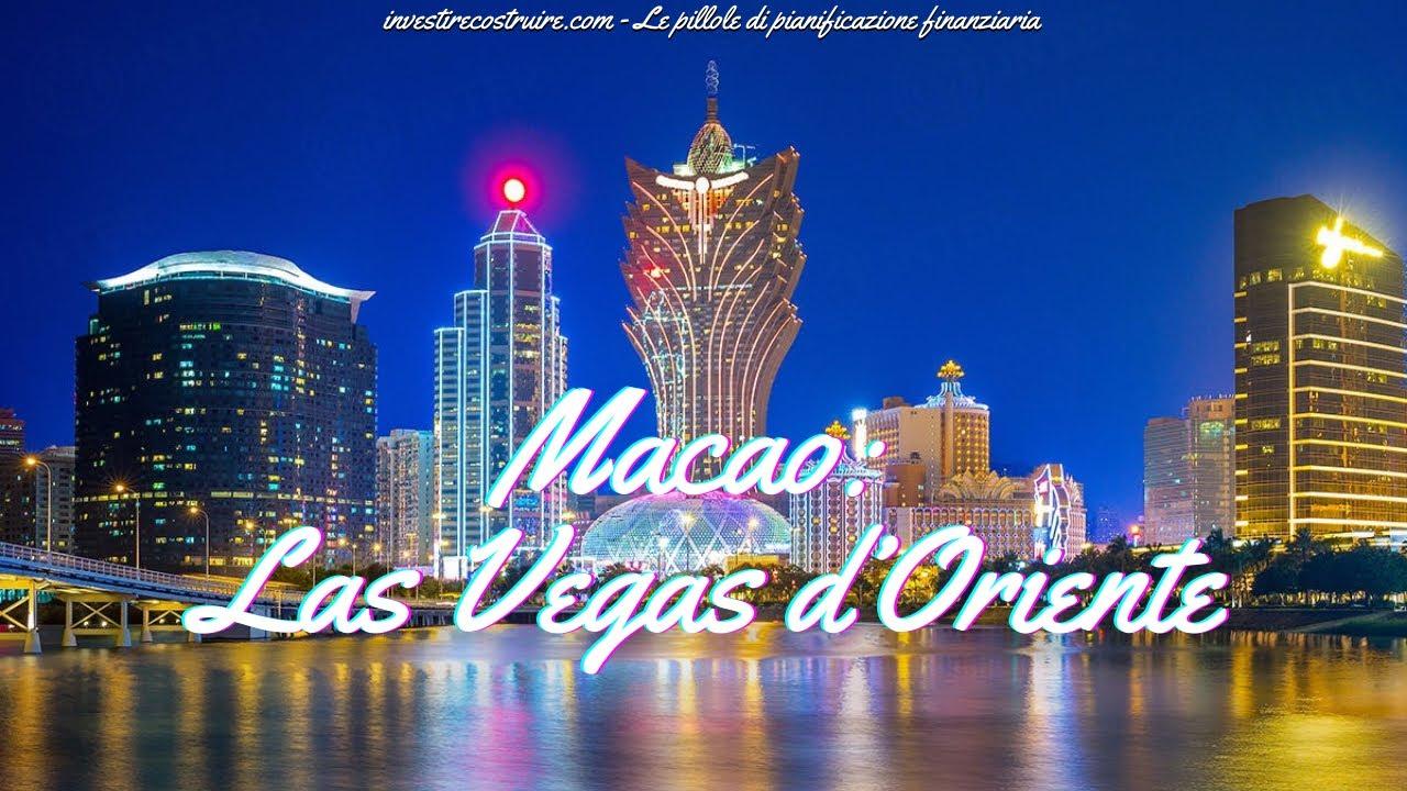 Macao: Las Vegas d'Oriente