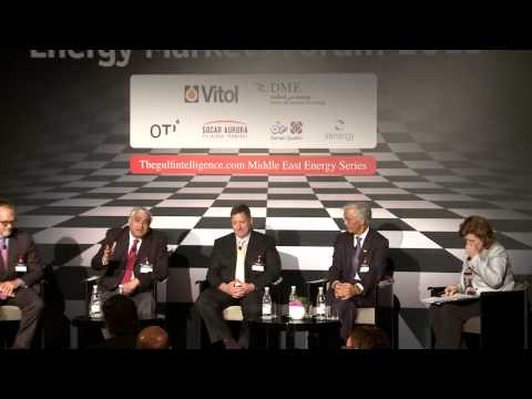 The Gulf Intelligence Energy Markets Forum. Sept 2013