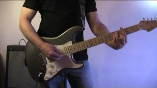 The Beatles Old brown shoe guitar cover - Jorge Strato