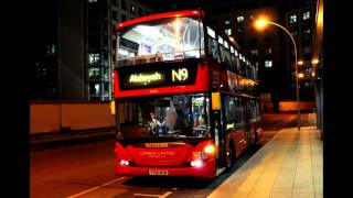 James Acaster gets into trouble with lads on a night bus - Classic Scrapes