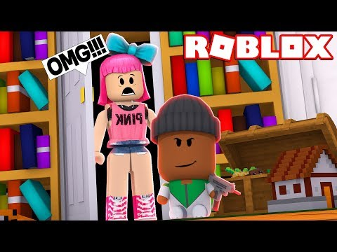 BAD BABY GETS ADOPTED IN ROBLOX