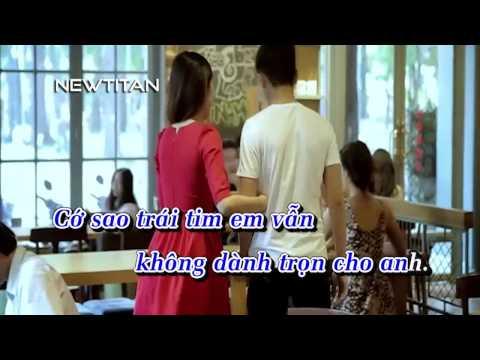 Karaoke Mot Tinh Yeu Dung Nghia Remix