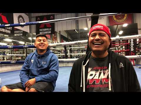 Robert Garcia Epic Reaction To Dan Rafael 'Lomachenko Beats Mayweather At 130'  esnews boxing