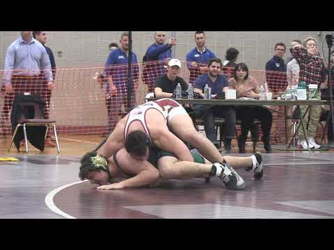Lewis Fernandez heads into Region 4 finals  after semifinal win by fall