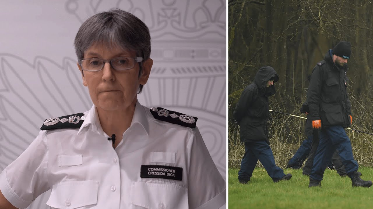 https theglobalherald com news sarah everard human remains found in hunt for missing 33 year old says met police commissioner