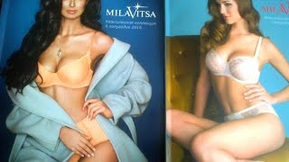 Обзор нового каталога MILAVITSA. 2016 год.