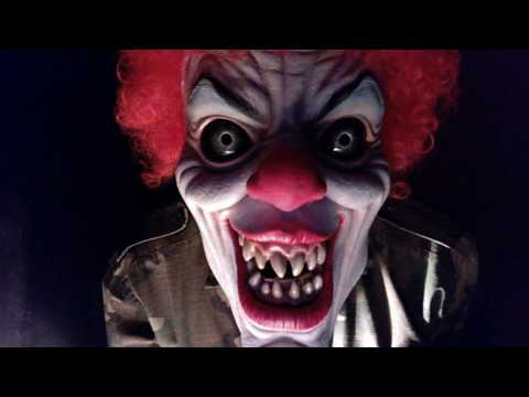 Sightings of the Clown House - creepy text story