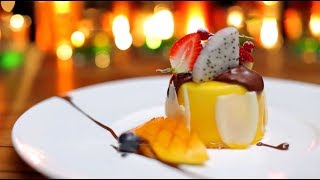 Chef's Table - Citrus Cheese Cake
