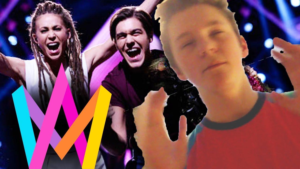 Melodifestivalen 2017 Deltävling 2 RECENSION (Malmö)
