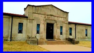 Old Mission Mausoleum Wichita Kansas