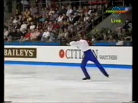 Mirko Eichhorn GER - 1994 European Championships LP